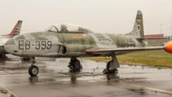 Lockheed T-33A Luftwaffe EB-399