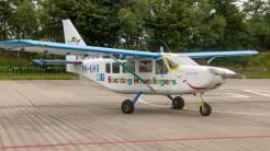 Gippsland GA-8 Airvan PH-KMR Stichting Hoogvliegers