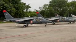 Dassault-Dornier Alpha Jet E E67 706-TB French air force