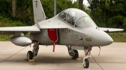 Alenia Aermacchi T-346A Master MM55153 61-05 Italian air force