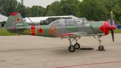 Yakovlev Bacau Yak-52 PH-DTX