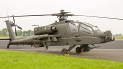 Boeing H-64 Apache Q-18 Netherlands air force