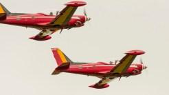 SIAI-Marchetti SF-260 ST-23 Belgium air force