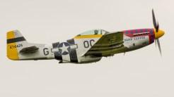 North American P-51D Mustang PH-PSI