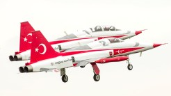 Northrop Canadair NF-5A-2000 CL-226 71-3052 Turkish Stars Turkish air force