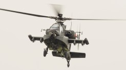 Boeing AH-64D Apache Longbow Netherlands air force