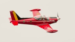 SIAI-Marchetti SF-260 ST-31 Belgium air force