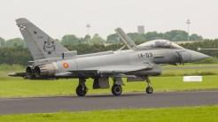 Eurofighter EF-2000 Typhoon S C16-36 14-03 Spanish air force