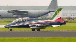 Aermacchi MB-339PAN MM555054 Italian air force