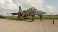 Saab JAS-39C Gripen 9245 Czech Air Force