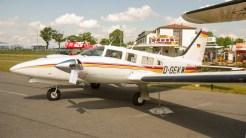 Piper PA-34-220T Seneca III D-GEKW