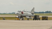 McDonnell Douglas A-4N Skyhawk II C-FGZI Discovery Air Defence Services