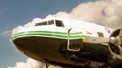 Douglas C-47B Skytrain DC-3 D-CXXX Air Service Berlin