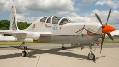 Grob G-520T Egrett II D-FHHH Grob company