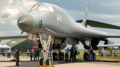 Rockwell B-1B Lancer USAF 86-0111