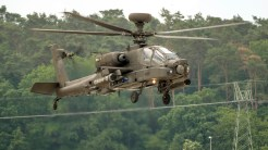 Westland WAH-64D Longbow Apache AH1 ZJ225 UK Army