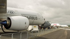 Overview A350XWB in front s