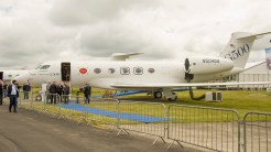 Gulfstream G500 N504GS Gulfstream s