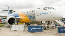 Embraer 190-300STD E190-E2 PR-ZEY Embraer s