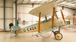 Sopwith Dove Replica G-EAGA Shuttleworth Collection
