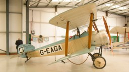 Sopwith Dove Replica G-EAGA Shuttleworth Collection