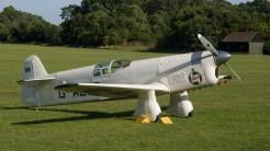 Percival P-6 Mew Gull E2H G-AEXF