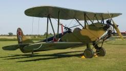 Polikarpov Po-2 G-BSSY