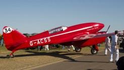De Havilland DH-88 Comet G-ACSS