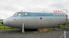 Hawker Siddeley HS-121 Trident 3B G-AWZU