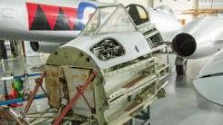 Gloster Meteor EE425 fourth oldest UK Jet