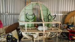 Horsa Glider replica build