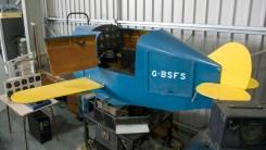 Flight simulator G-BSFS