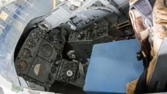 Training cockpit procedures Gnat T Mk I