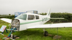 Piper PA-28-161Centurion G-TLET