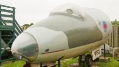 English Electric Canberra PR7 WT532 RAF