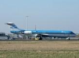 Fokker 100 G-UKFA KLM UK
