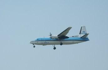 Fokker 50 G-UKTH KLM UK