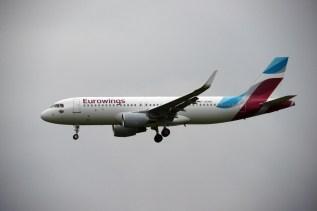 Airbus A320-214 D-AEWS Eurowings