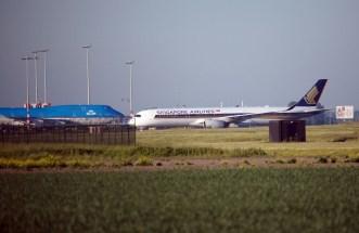 Airbus A350-941 9V-SMA Singapore Airlines