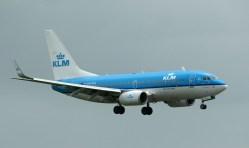 Boeing 737-7K2 PH-BGK KLM