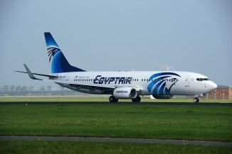 Boeing 737-800 SU-GEI EgyptAir