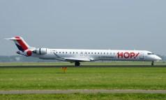 Bombardier CRJ-1000EL NG F-HMLG Hop (Air France)