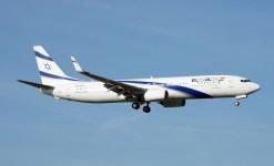 Boeing 737-958ER 4X-EHH El Al Israel Airlines