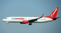 Boeing 737-8S3 TC-TJI Coredon Airlines