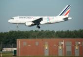 Airbus A319-113 F-GPMF Air France