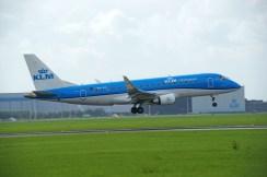 Embraer 175STD PH-EXI KLM Cityhopper
