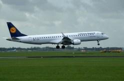 Embraer 195LR D-AEME Lufthansa Regional (Lufthansa CityLine)