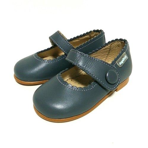 b1f6a2a91564c Converse All Star Negras Piel Velcro para niños   Zapatines