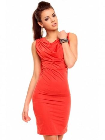 vestido-ajustado-rojo