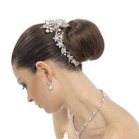 Crystal Bridal Hair Accessory - Ella - Zaphira Bridal
